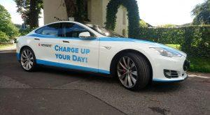 MENNEKES – Tesla Model S